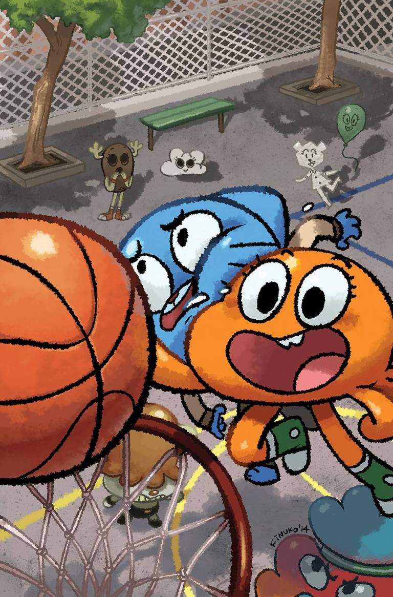 Amazing World Of Gumball 2016 Grab Bag Special #1 (Cover A Mariel Cartwright)