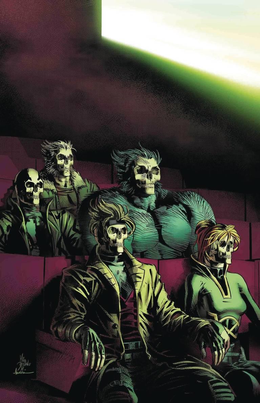 Astonishing X-Men #2 (Cover A Mike Deodato Jr.)