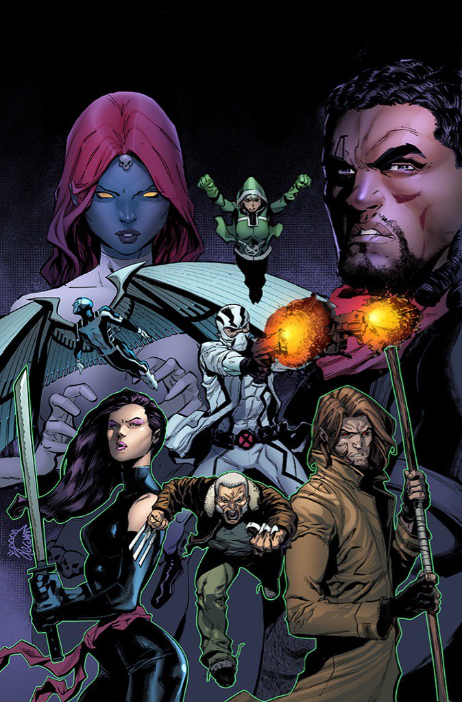 Astonishing X-Men #2 (Cover B Ryan Stegman)