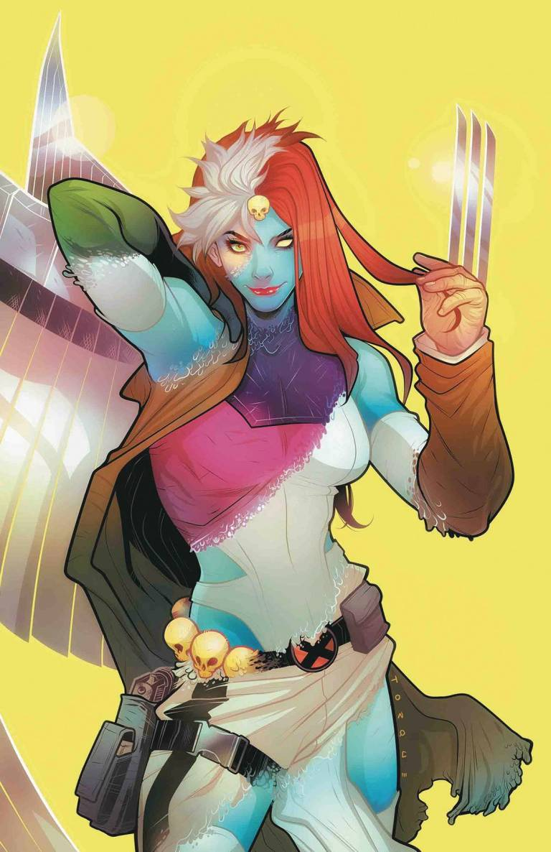 Astonishing X-Men #2 (Cover C Elizabeth Torque Character Variant)