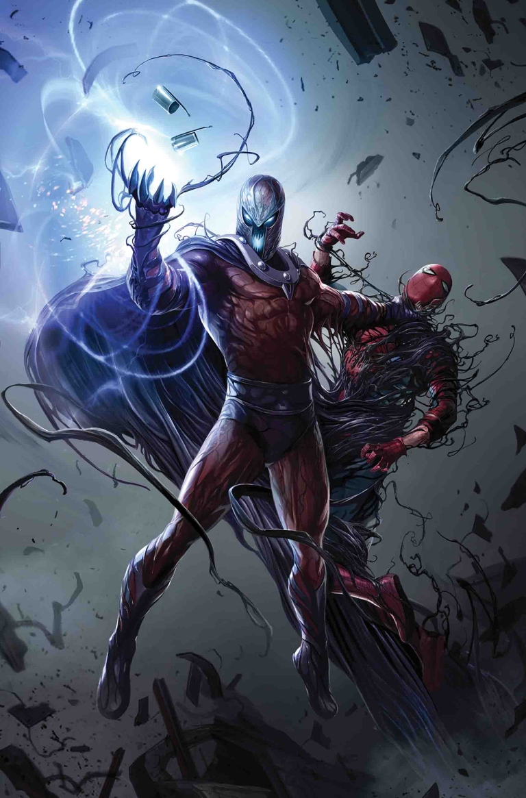 Astonishing X-Men #3 (Cover F Francesco Mattina Venomized Magneto Variant)