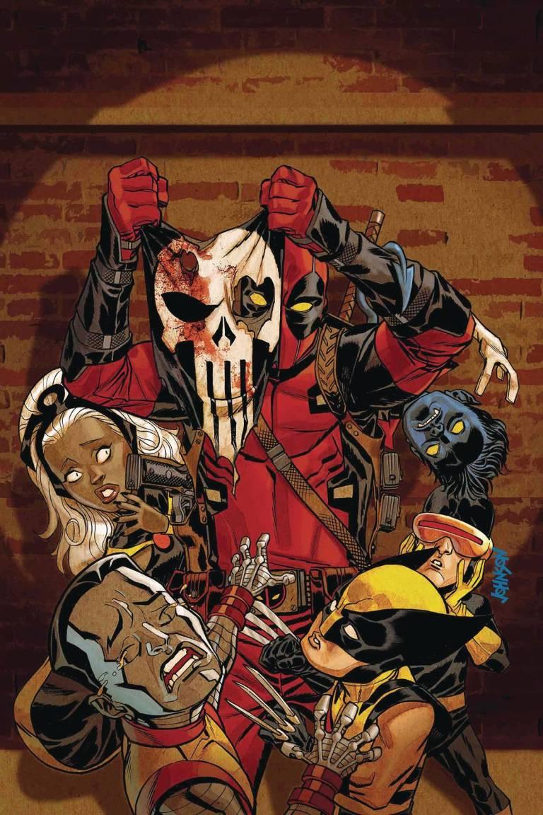 Deadpool Kills The Marvel Universe Again #3 (Cover A Dave Johnson)