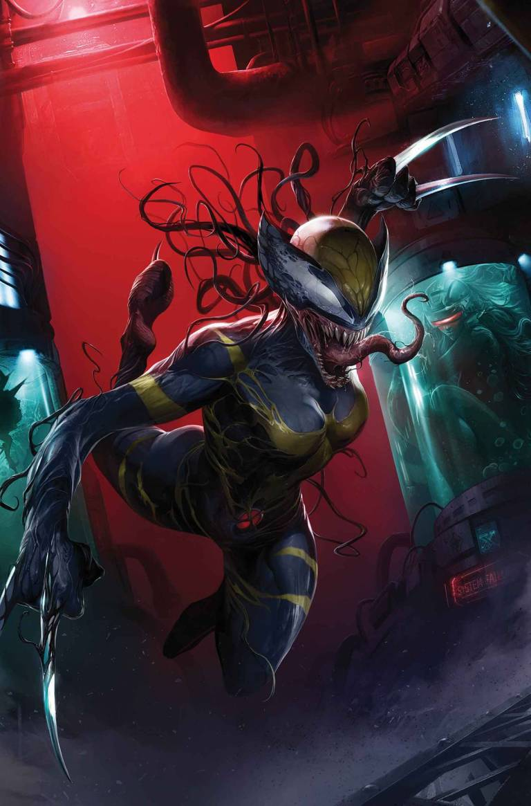 Edge Of Venomverse #1 (Cover A Francesco Mattina)