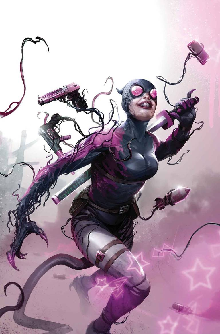 Edge Of Venomverse #2 (Cover A Francesco Mattina)