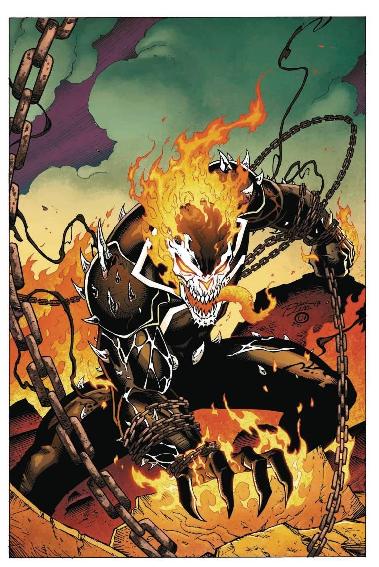 Edge Of Venomverse #3 (Cover B Ron Lim)