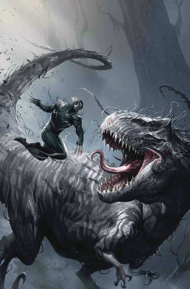 Edge Of Venomverse #4 (Cover A Francesco Mattina)