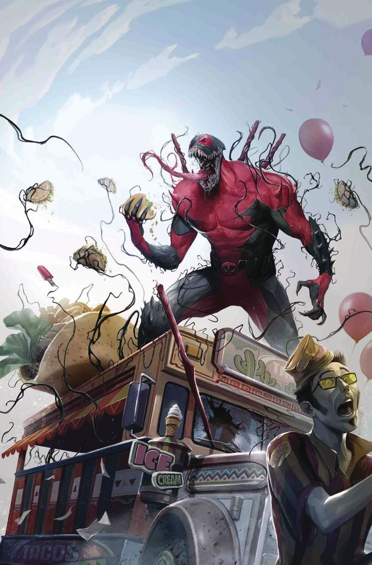 Edge Of Venomverse #5 (Cover A Francesco Mattina)