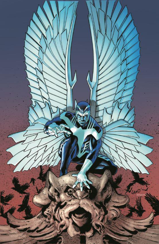 Astonishing X-Men #5 (Cover B Greg Land Character Variant)