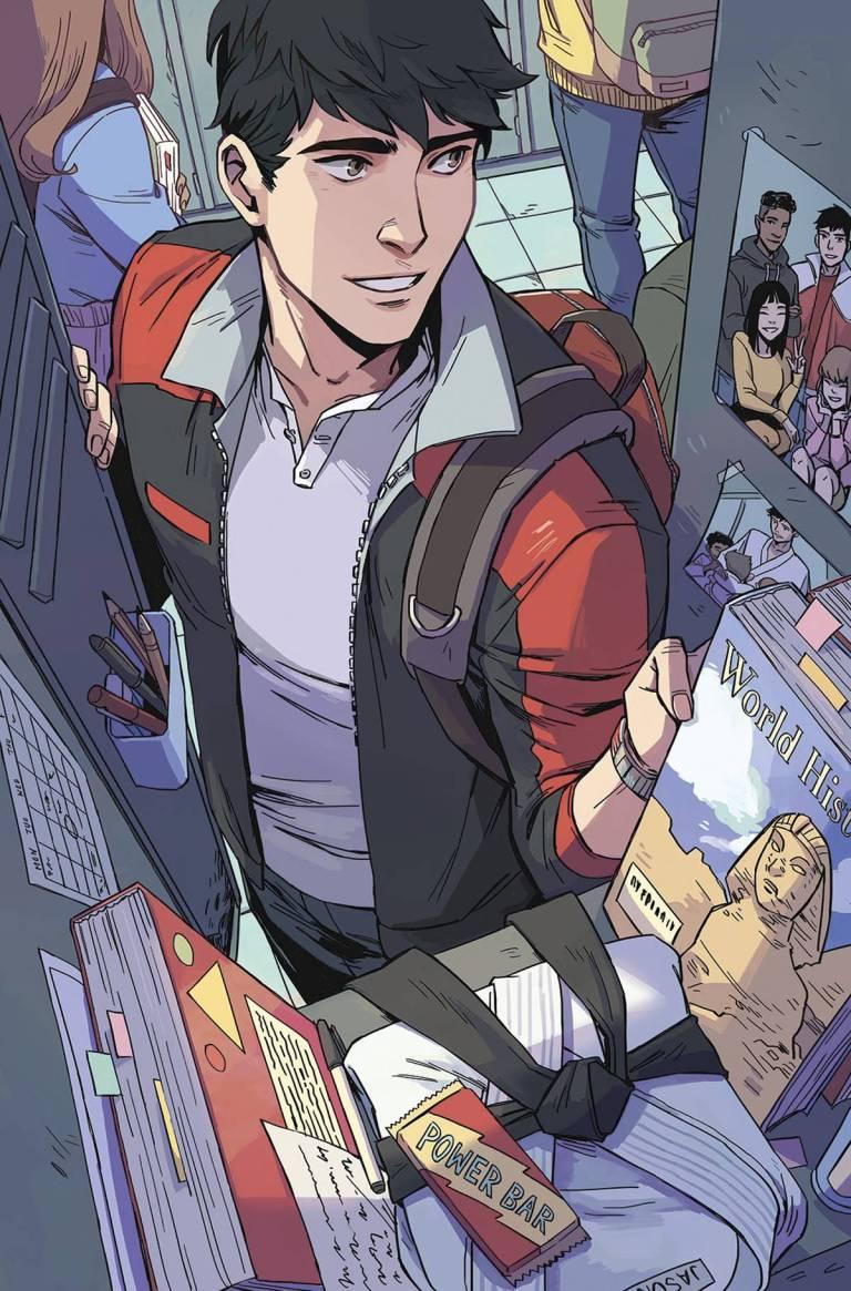 Go Go Power Rangers #1 (Cover C Michelle Wong)