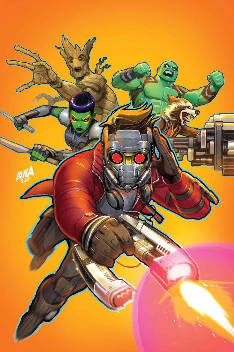 Guardians Of The Galaxy The Telltale Series #1 (Cover A David Nakayama)