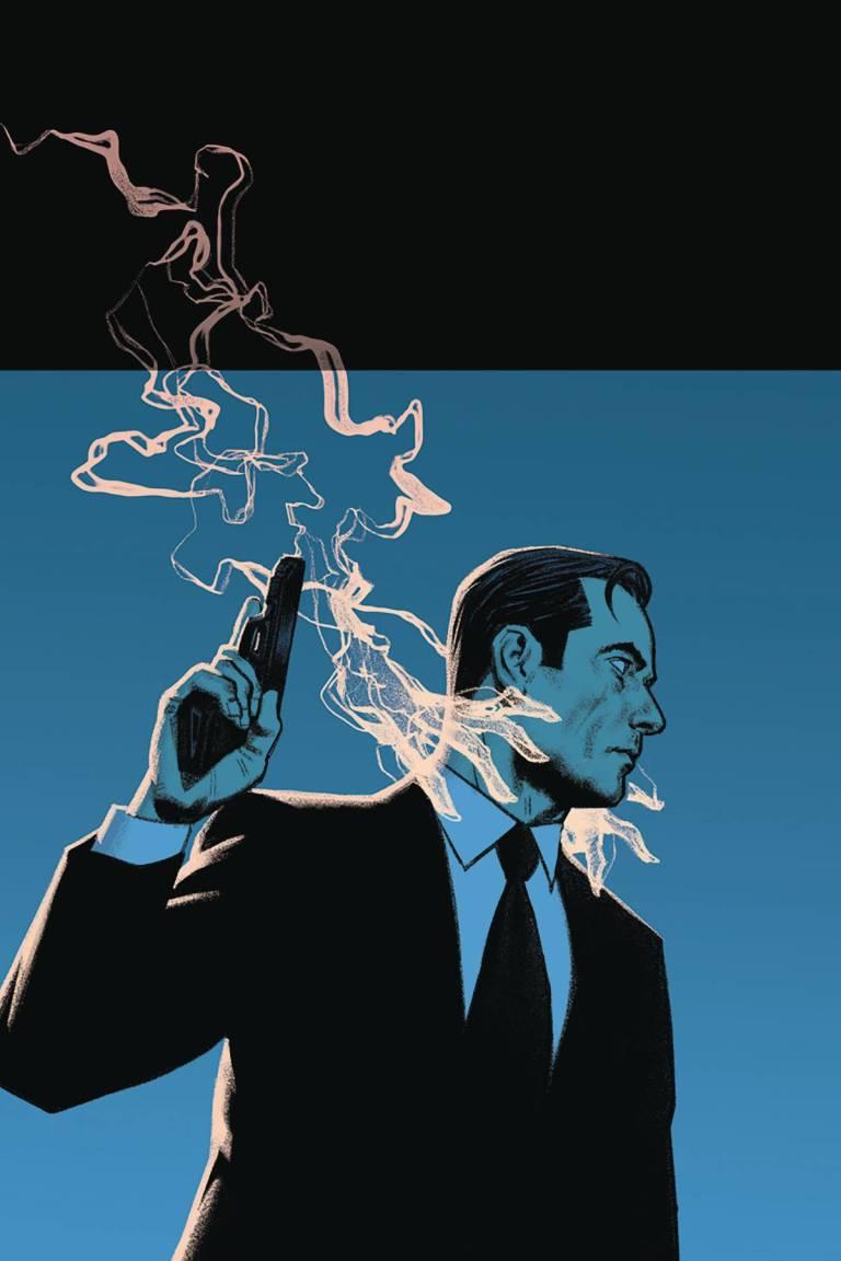 James Bond Kill Chain #1 (Cover D Greg Smallwood Virgin Variant)