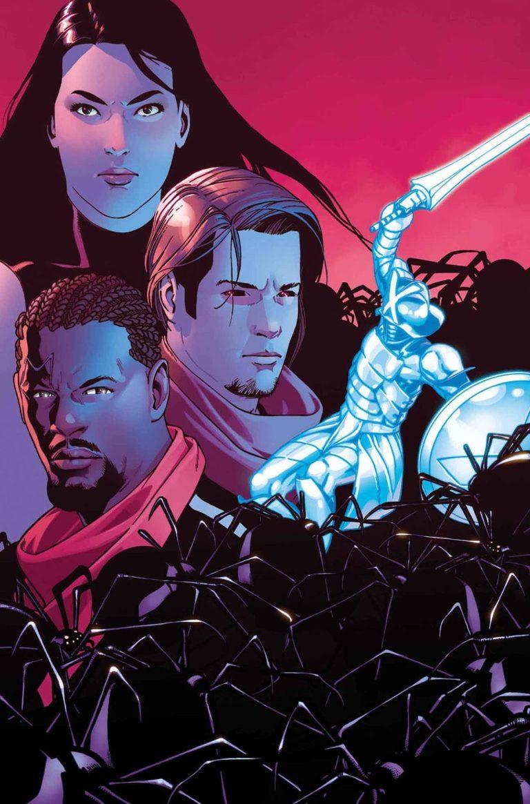 Astonishing X-Men #5 (Cover A Ramon Rosanas)