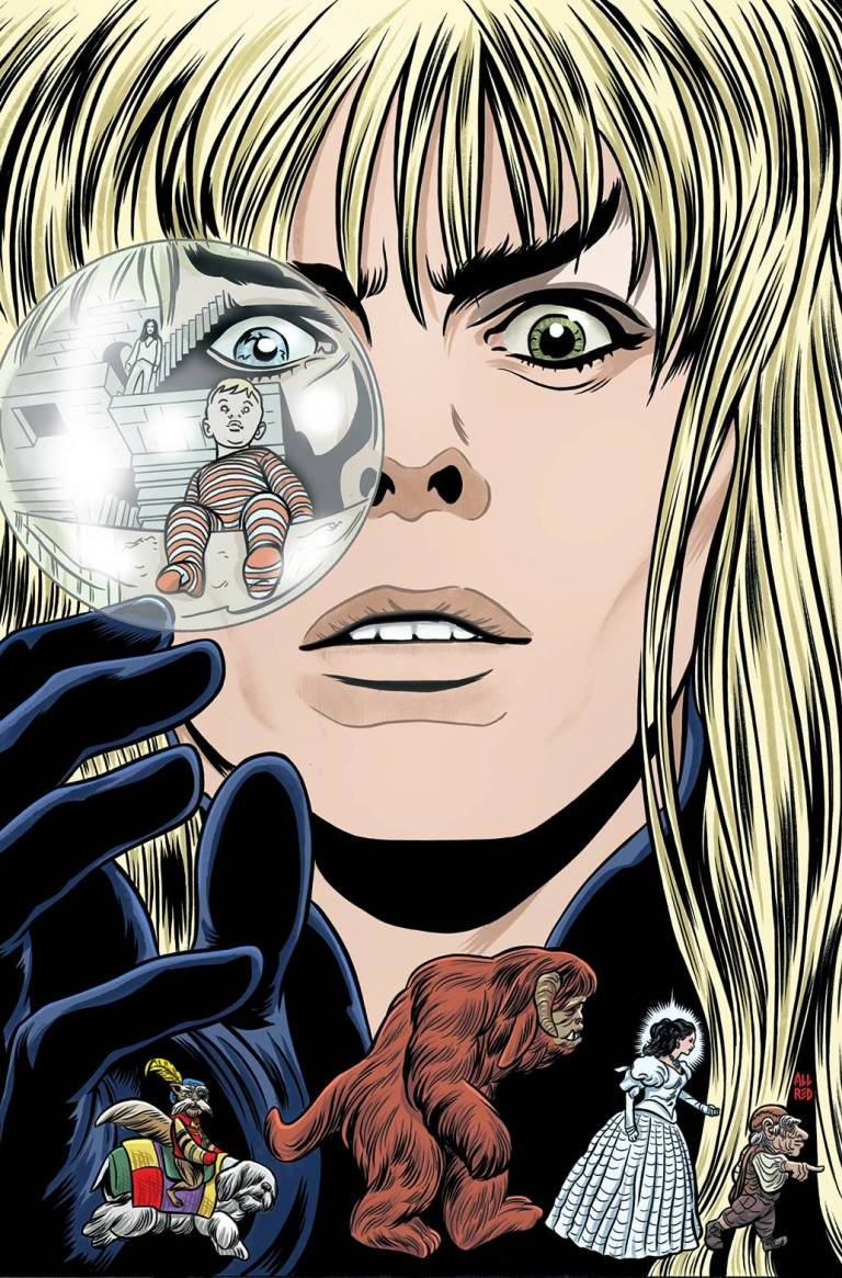 Labyrinth 30th Anniversary Special #1 (Cover B Mike Allred)