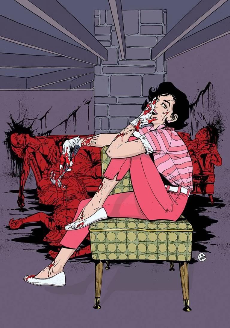 Lady Killer 2 #1 (Cover A Joelle Jones)