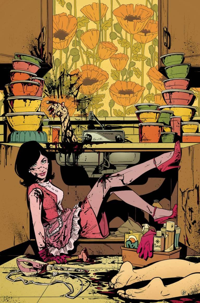 Lady Killer 2 #2 (Joelle Jones Cover)