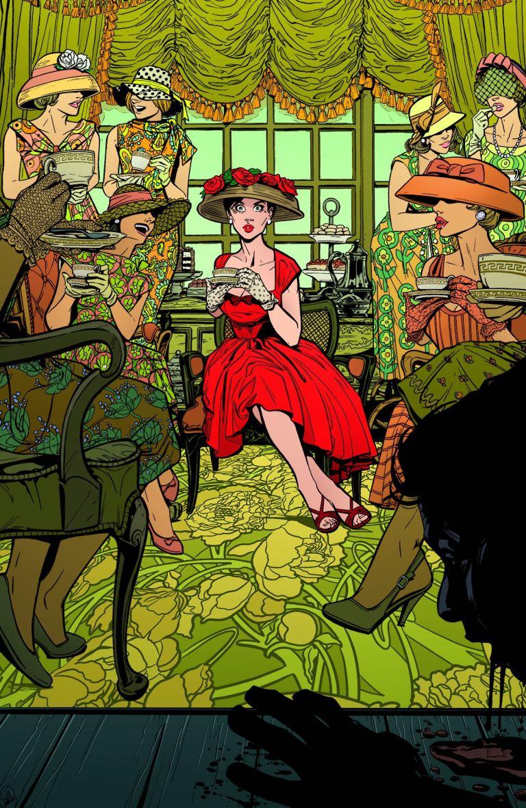 Lady Killer 2 #4 (Joëlle Jones Cover)