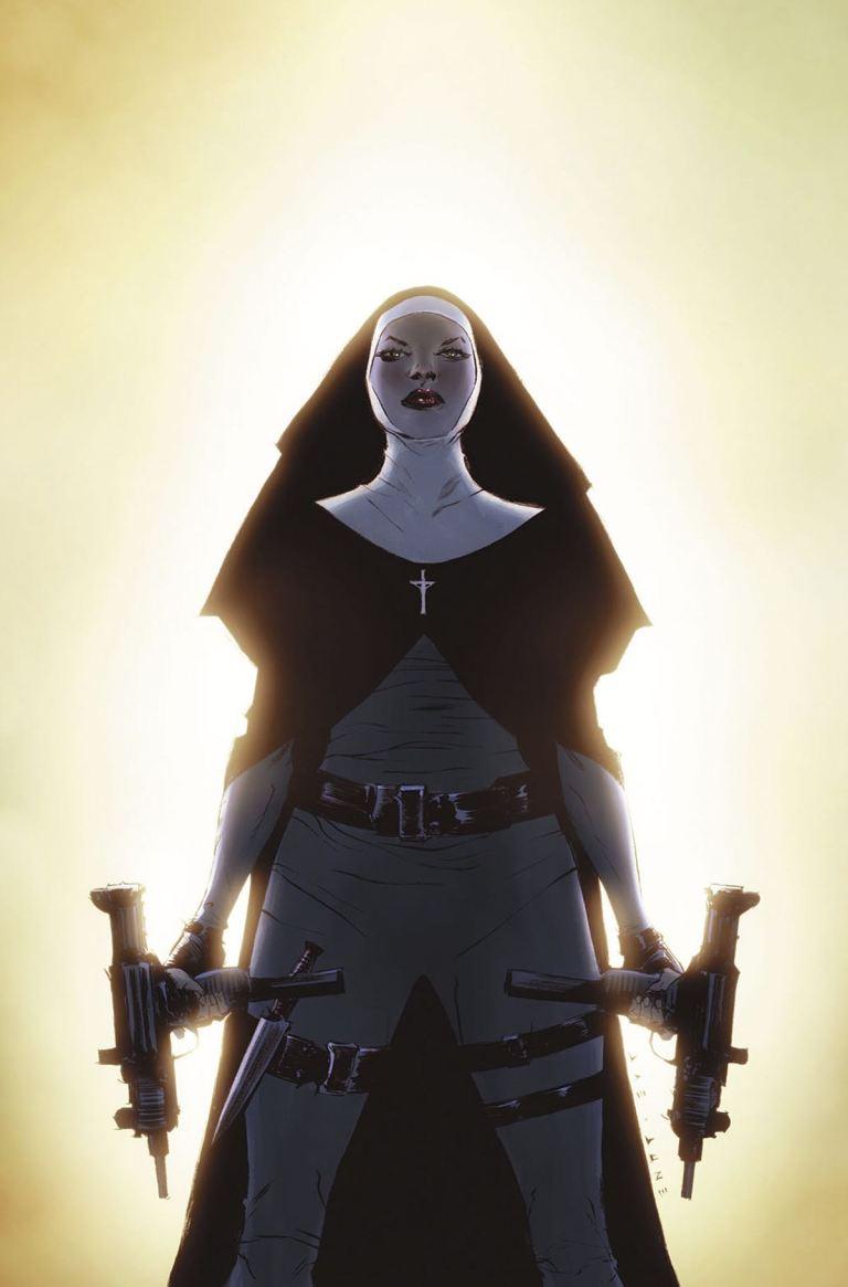 Sisters Of Sorrow #1 (Cover A Jae Lee)