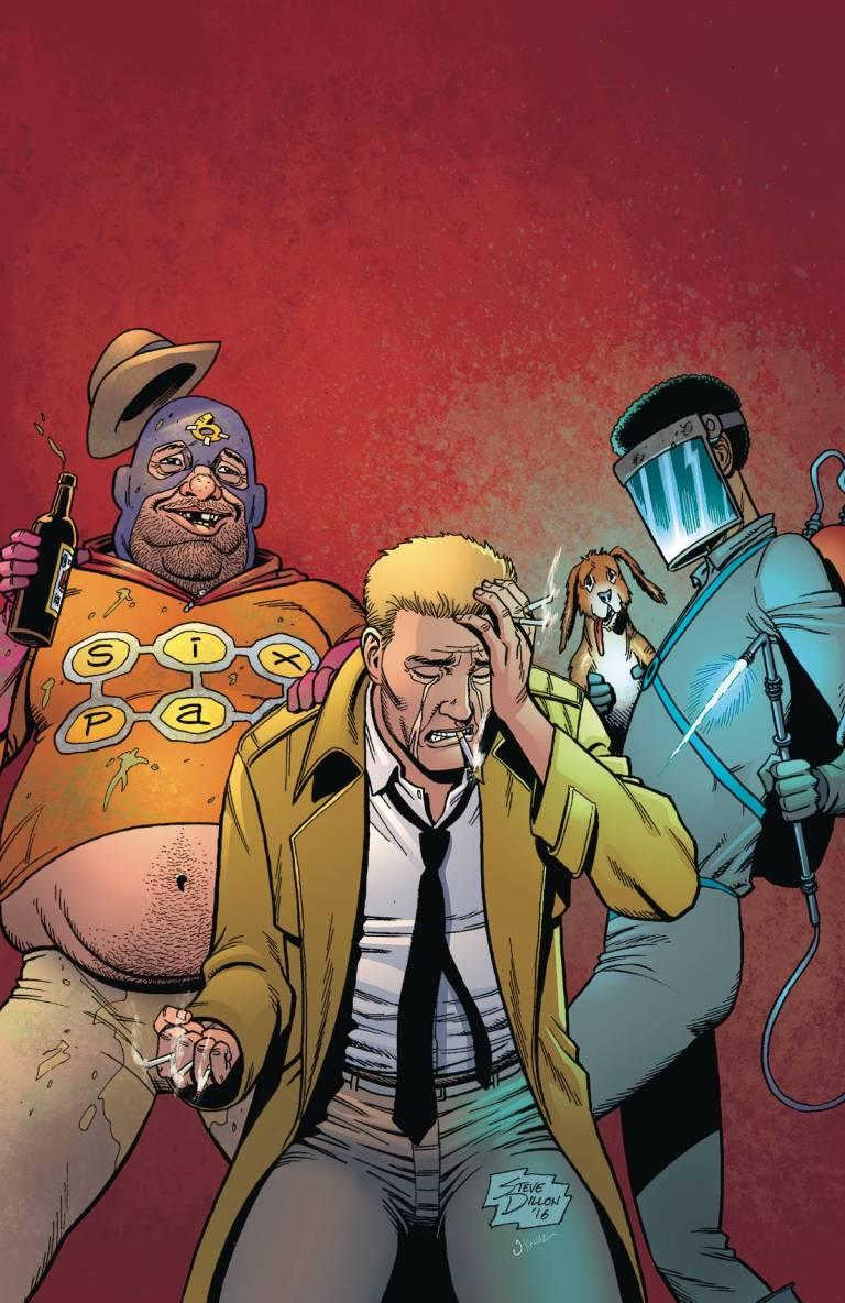 Six Pack & Dogwelder Hard Travelin Heroz #2 (John Kalisz & Steve Dillon Cover)