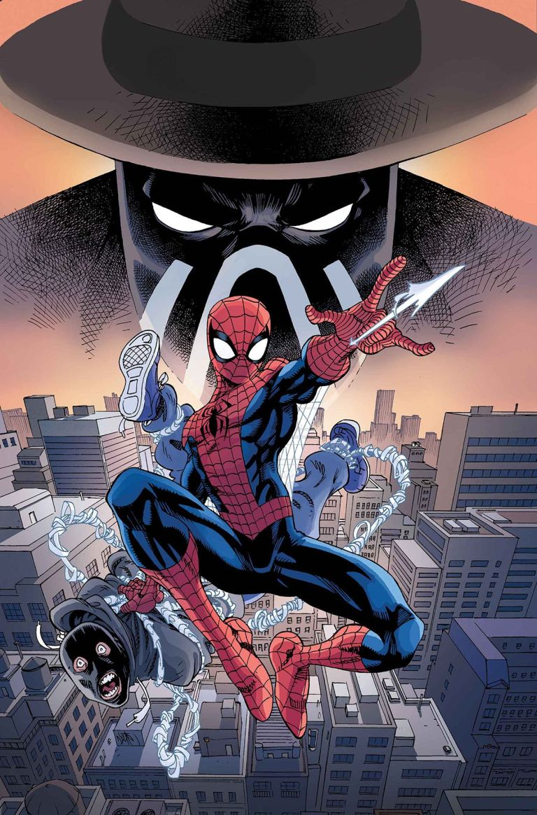 Spider-Man Master Plan #1 (Cover A Nathan Stockman)