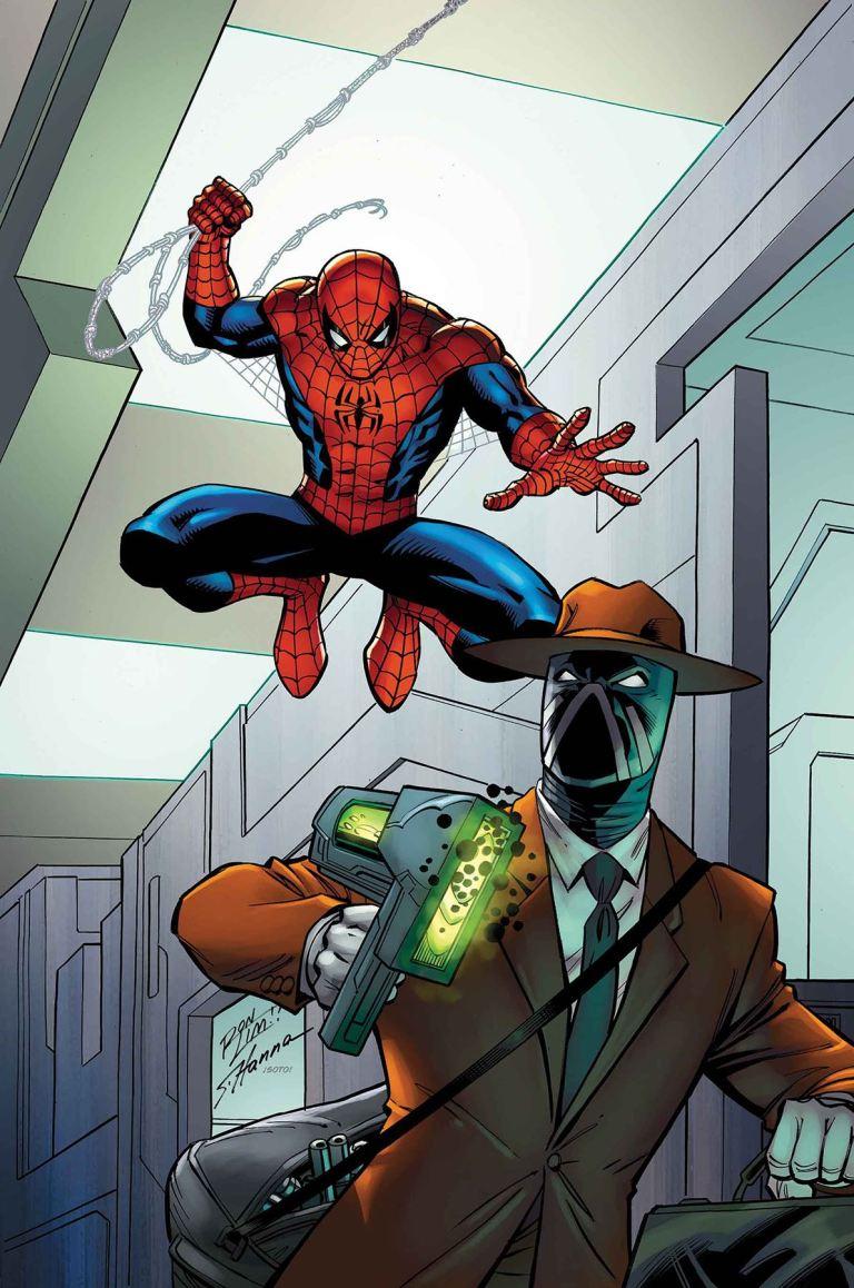 Spider-Man Master Plan #1 (Cover B Ron Lim)