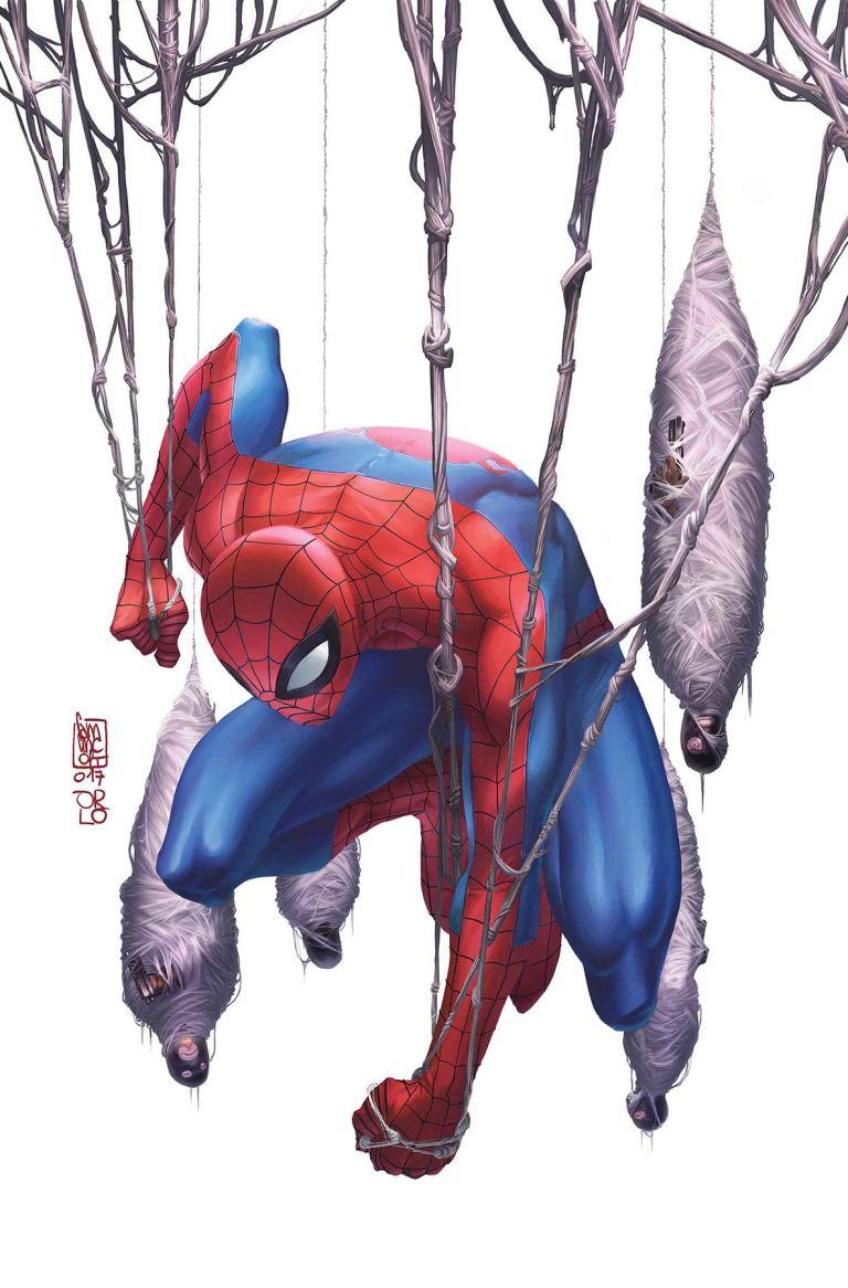 Spider-Man Master Plan #1 (Cover C Giuseppe Camuncoli)