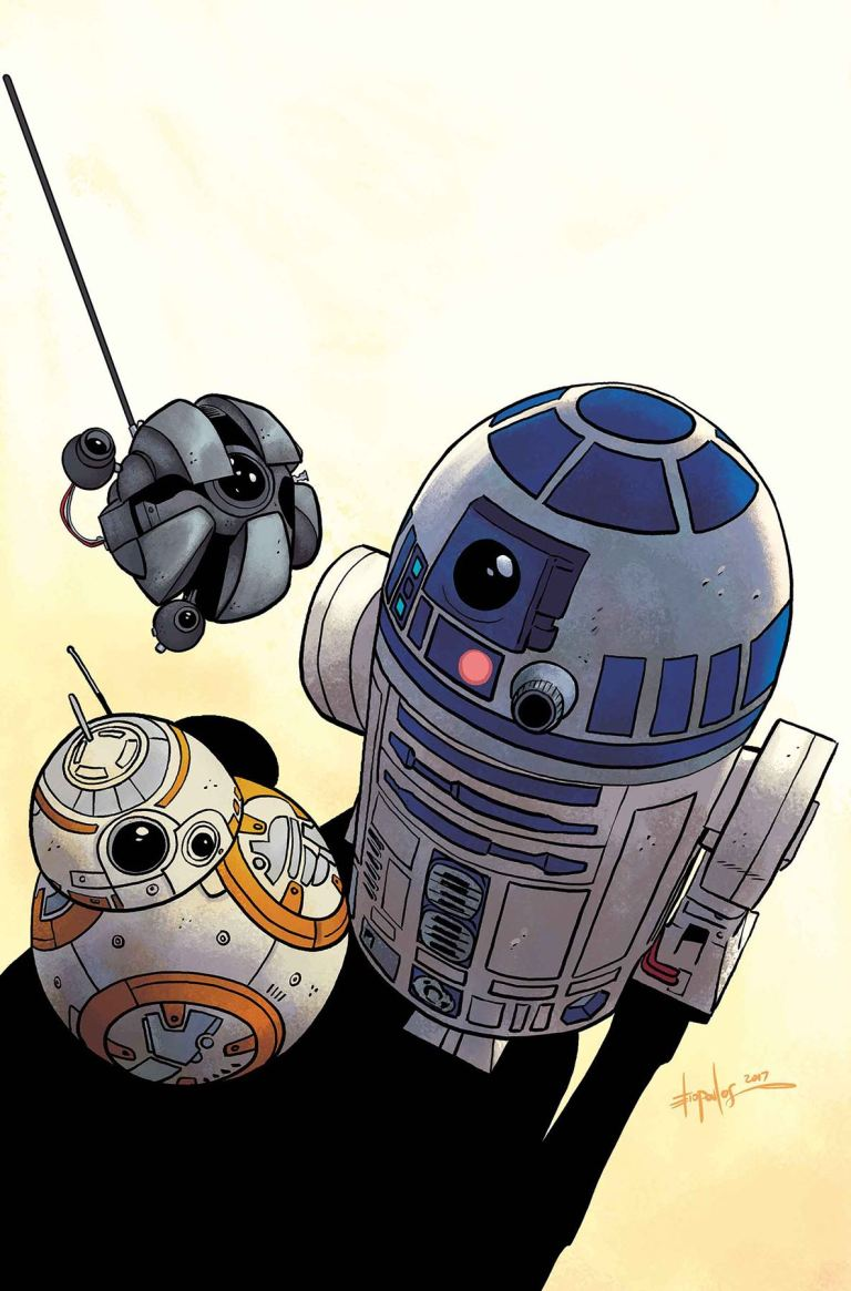 Star Wars Droids Unplugged #1 (Cover A Chris Eliopoulos)
