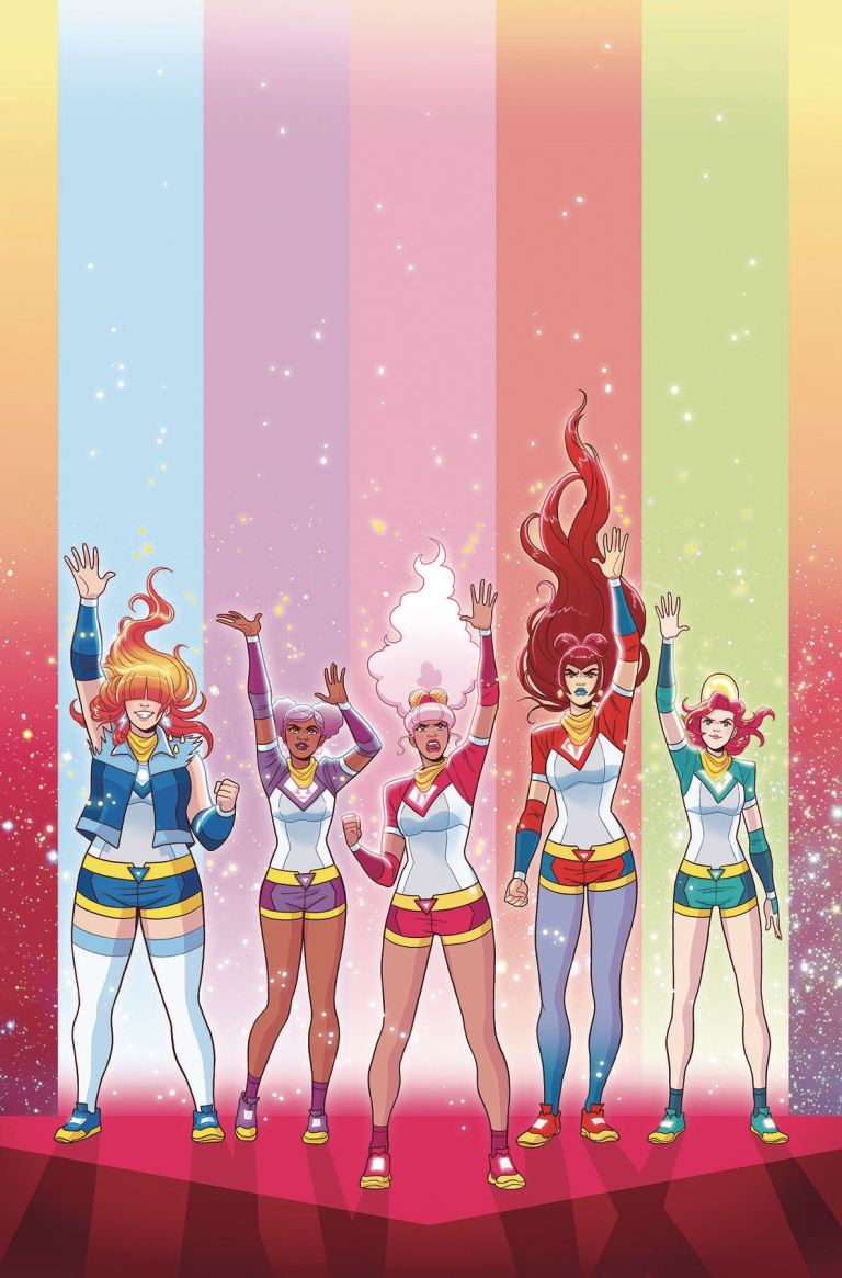 Zodiac Starforce Cries Of The Fire Prince #1 (Cover A Paulina Ganucheau)