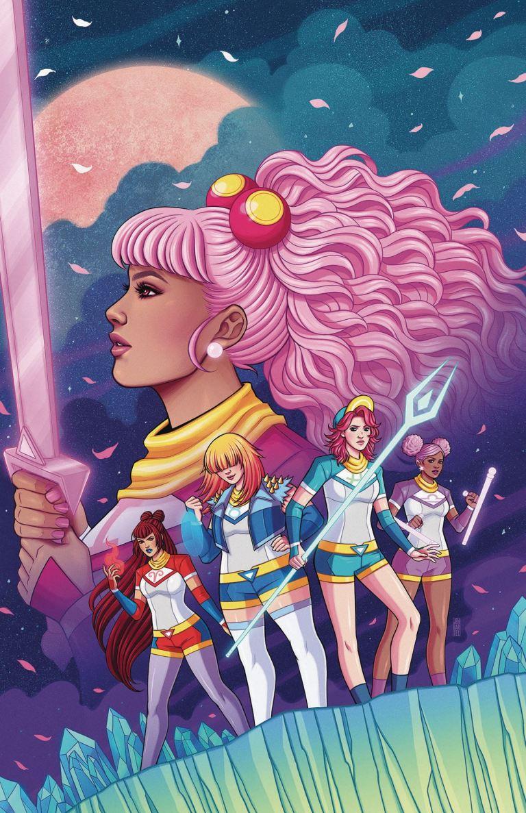 Zodiac Starforce Cries Of The Fire Prince #1 (Cover B Jen Bartel)