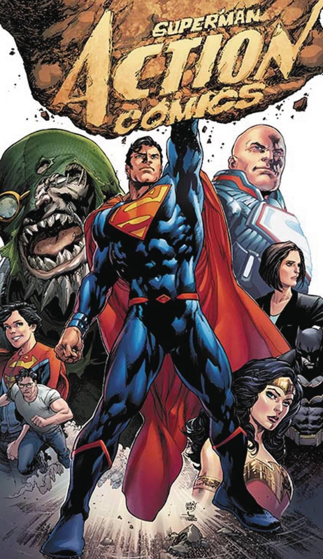 Action Comics #957 (Cover A Ivan Reis & Joe Prado)