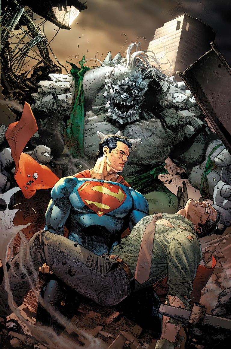 Action Comics #959 (Cover A Clay Mann)