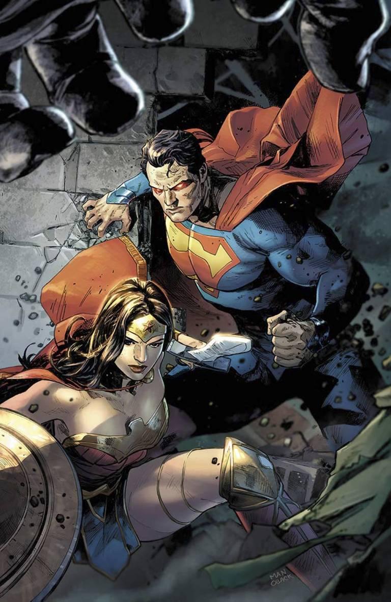 Action Comics #960 (Cover A Clay Mann)
