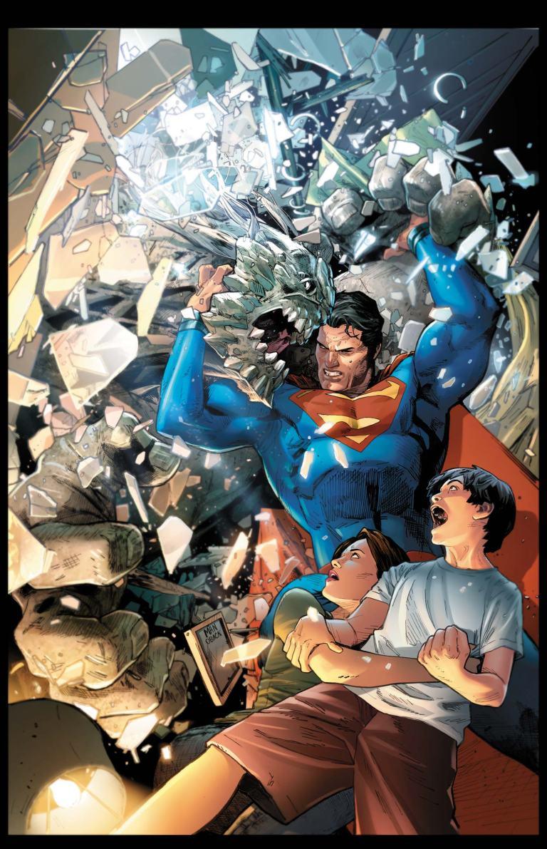 Action Comics #961 (Cover A Clay Mann)