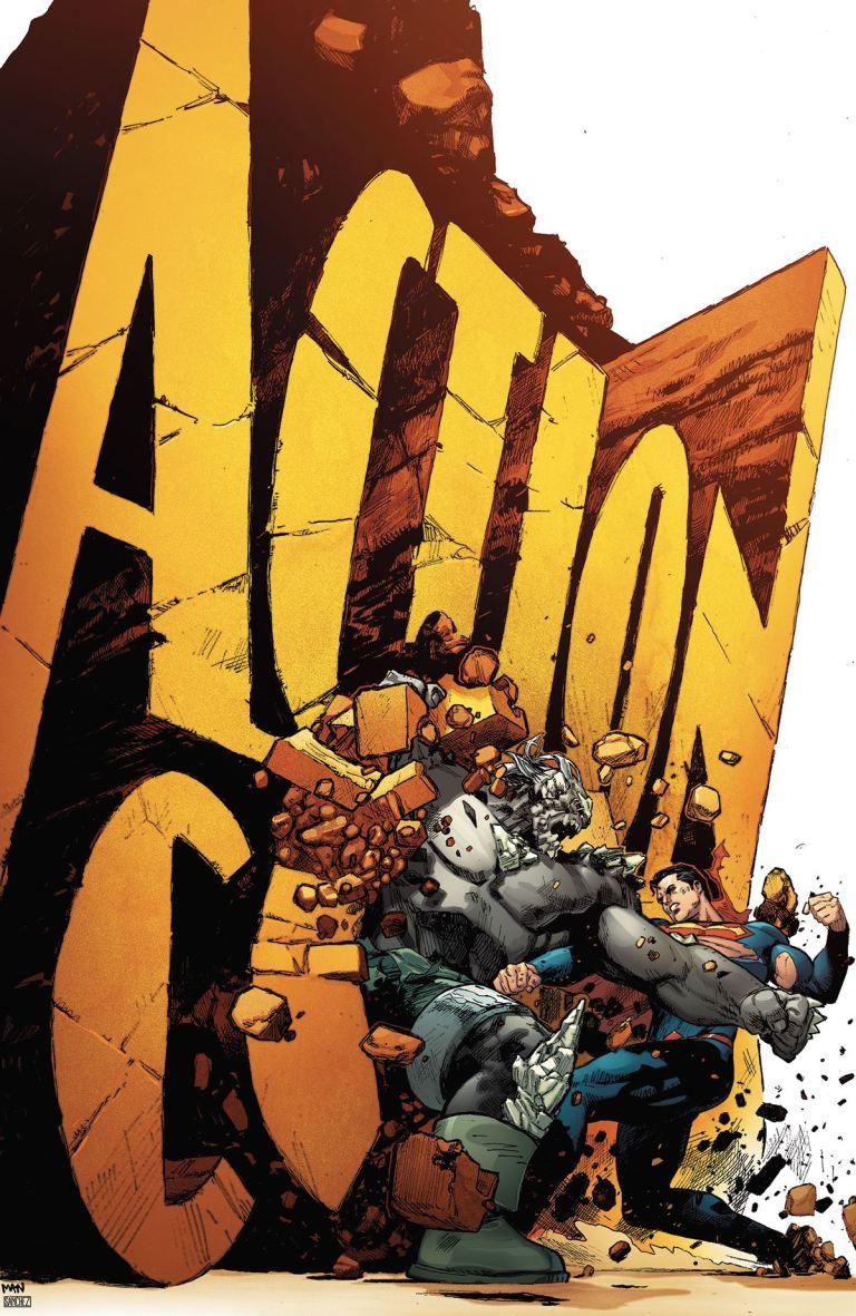 Action Comics #962 (Cover A Clay Mann)