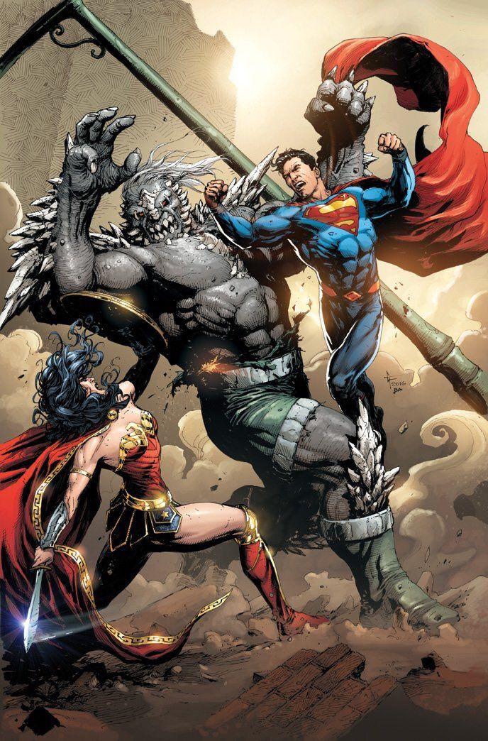 Action Comics #962 (Cover B Gary Frank)