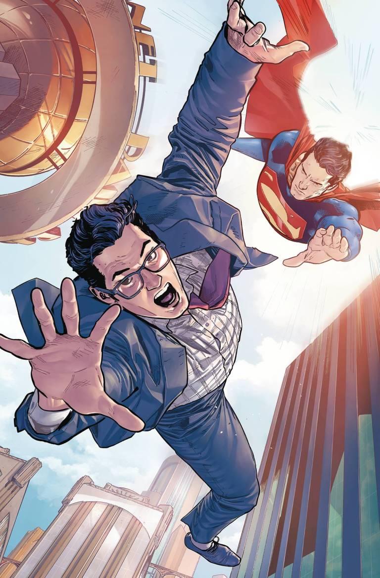 Action Comics #963 (Cover A Clay Mann & Seth Mann)
