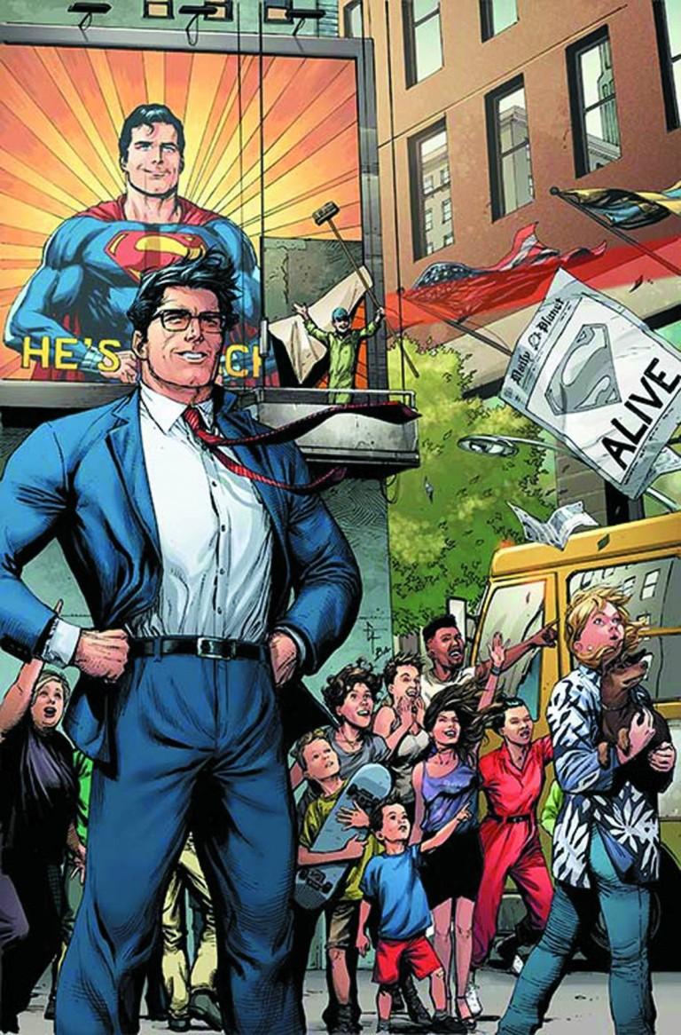 Action Comics #963 (Cover B Gary Frank)