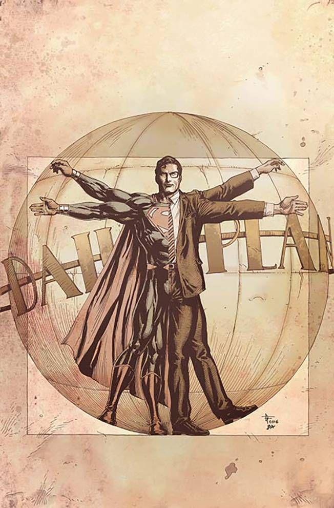 Action Comics #964 (Cover B Gary Frank)