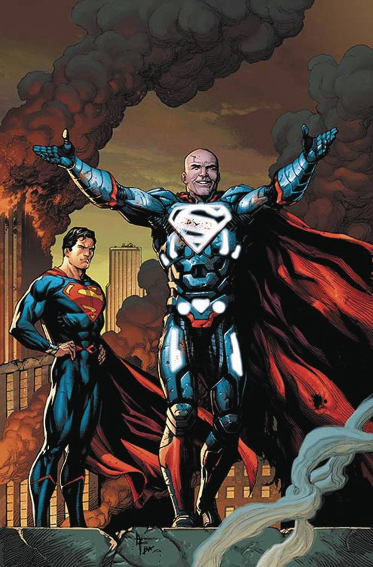 Action Comics #967 (Cover B Gary Frank)