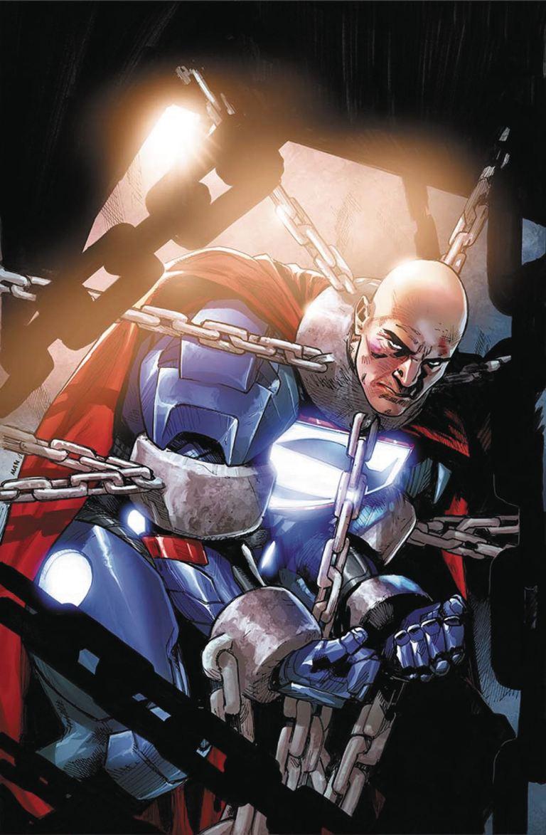 Action Comics #968 (Cover A Clay Mann)