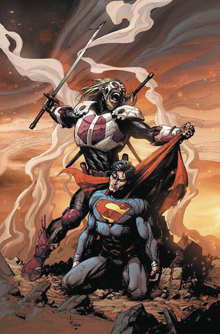 Action Comics #968 (Cover B Gary Frank)