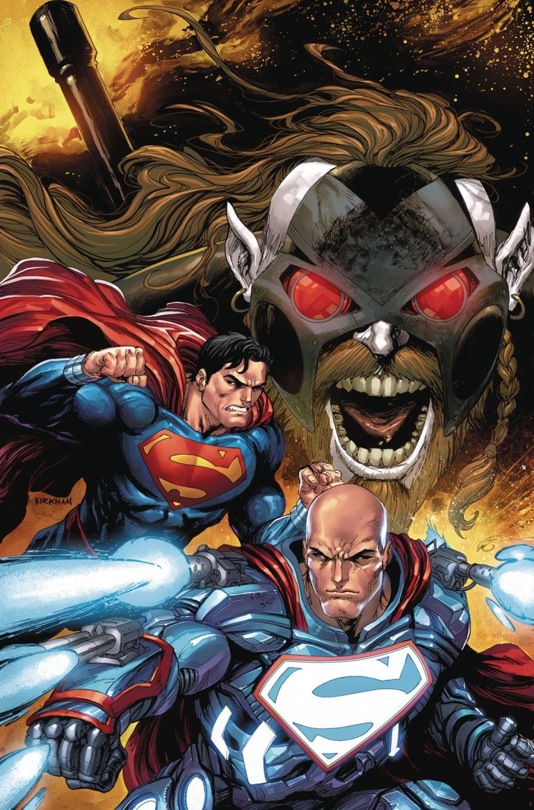 Action Comics #969 (Cover A Tyler Kirkham)
