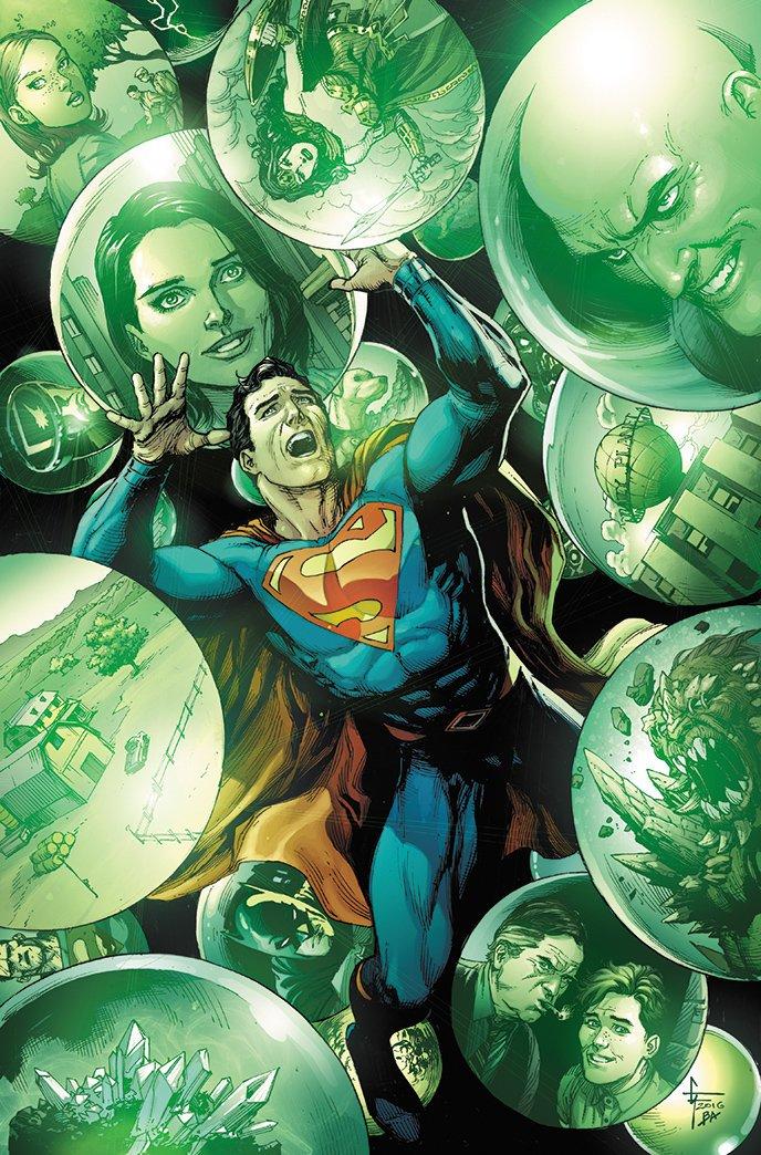 Action Comics #969 (Cover B Gary Frank)