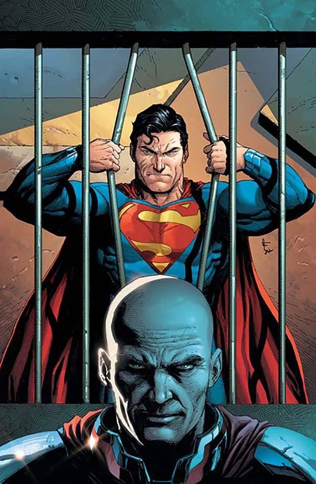 Action Comics #970 (Cover B Gary Frank)