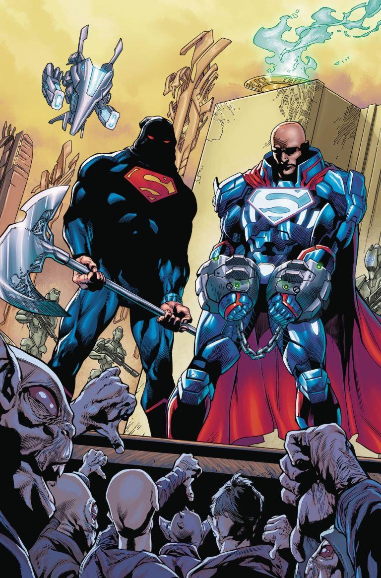 Action Comics #971 (Cover A Stephen Segovia & Art Thibert)