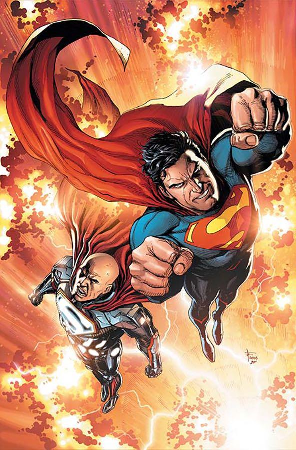 Action Comics #971 (Cover B Gary Frank)