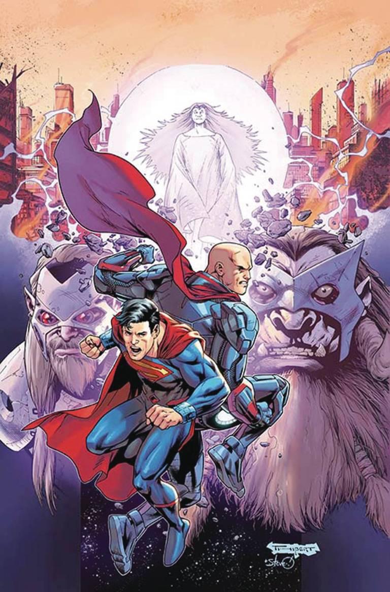 Action Comics #972 (Cover A Stephen Segovia & Art Thibert)