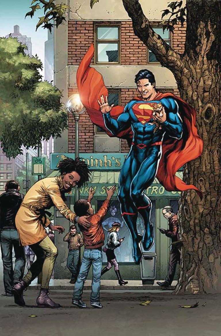 Action Comics #972 (Cover B Gary Frank)