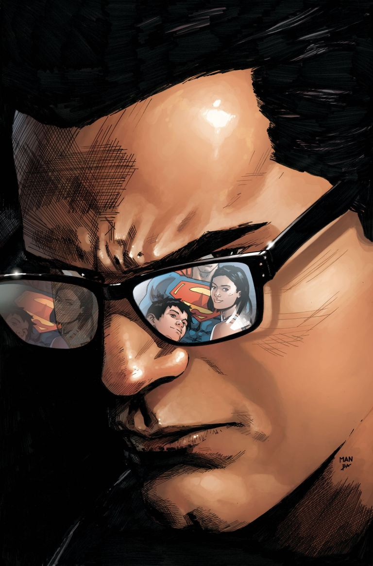 Action Comics #973 (Cover A Clay Mann)