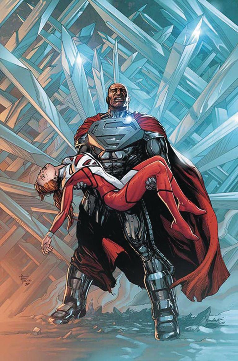 Action Comics #973 (Cover B Gary Frank)