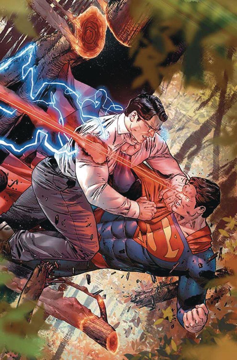 Action Comics #974 (Cover A Clay Mann)